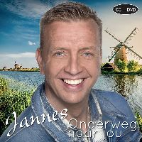 Cover Jannes - Onderweg naar jou