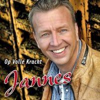 Cover Jannes - Op volle kracht