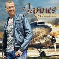 Cover Jannes - Wij vieren het leven