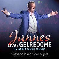 Cover Jannes - Zwevend naar 't geluk - Live in Gelredome
