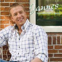 Cover Jannes - Zwevend naar 't geluk