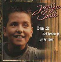 Cover Jantje Smit - Eens zit het leven je weer mee