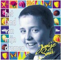 Cover Jantje Smit - Het land van mijn dromen