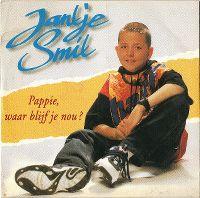 Cover Jantje Smit - Pappie, waar blijf je nou?