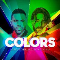 Cover Jason Derulo - Colors