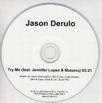 Cover Jason Derulo feat. Jennifer Lopez & Matoma - Try Me