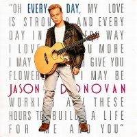 Cover Jason Donovan - Every Day (I Love You More)