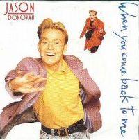 Cover Jason Donovan - When You Come Back To Me