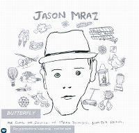 Cover Jason Mraz - Butterfly