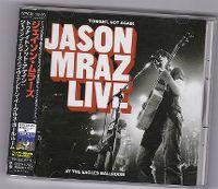 Cover Jason Mraz - Tonight, Not Again: Jason Mraz Live At The Eagles Ballroom