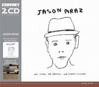 Cover Jason Mraz - We Sing, We Dance, We Steal Things / Waiting For My Rocket To Come