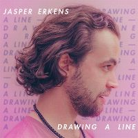 Cover Jasper Erkens - Drawing A Line