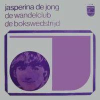 Cover Jasperina de Jong - De wandelclub