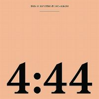 Cover Jay-Z - 4:44