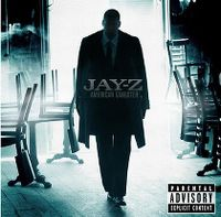 Cover Jay-Z - American Gangster