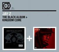 Cover Jay-Z - The Black Album + Kingdom Come