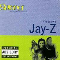 Cover Jay-Z - Who You Wit