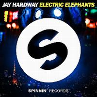 Cover Jay Hardway - Electric Elephants
