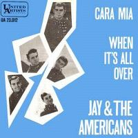 Cover Jay & The Americans - Cara mia