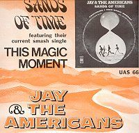 Cover Jay & The Americans - This Magic Moment