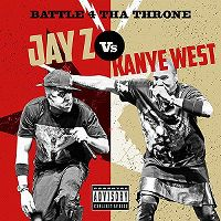 Cover Jay Z vs. Kanye West - Battle 4 Tha Throne