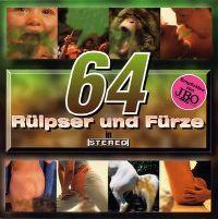 Cover J.B.O. - 64 Rülpser und Fürze in Stereo