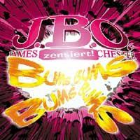 Cover J.B.O. - Bums Bums Bums Bums