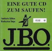 Cover J.B.O. - Eine gute CD zum Kaufen