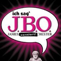 Cover J.B.O. - Ich sag' J.B.O.