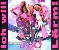 Cover J.B.O. - Ich will Lärm