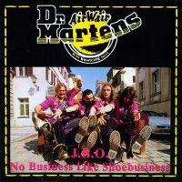 Cover J.B.O. - No Business Like Shoebusiness