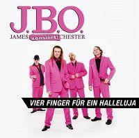 Cover J.B.O. - Vier Finger für ein Halleluja
