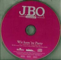 Cover J.B.O. - Wir ham 'ne Party