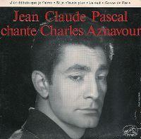 Cover Jean-Claude Pascal - La nuit