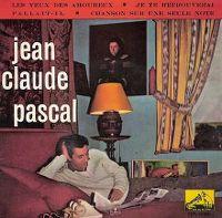 Cover Jean-Claude Pascal - Les yeux des amoureux