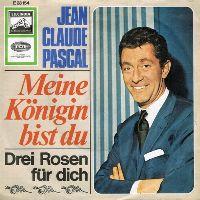 Cover Jean-Claude Pascal - Meine Königin bist du
