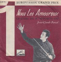 Cover Jean-Claude Pascal - Nous les amoureux