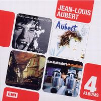 Cover Jean-Louis Aubert - 4 albums