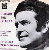 Cover Jean-Louis Brasier - L'enfant sur la dune
