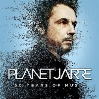 Cover Jean-Michel Jarre - Planet Jarre - 50 Years Of Music