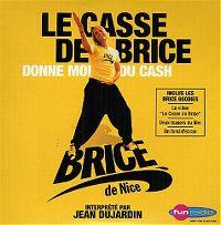 Cover Jean Dujardin - Le casse de Brice