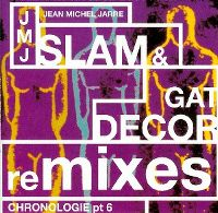 Cover Jean Michel Jarre - Chronologie Part 6