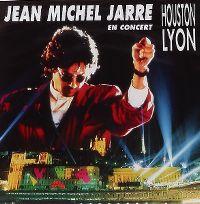 Cover Jean Michel Jarre - Cities In Concert Houston/Lyon
