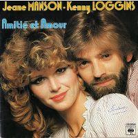Cover Jeane Manson & Kenny Loggins - Amitié et amour