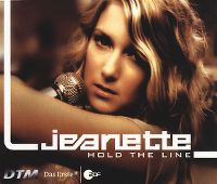 Cover Jeanette - Hold The Line