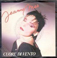 Cover Jeanne Mas - Cuore di vento