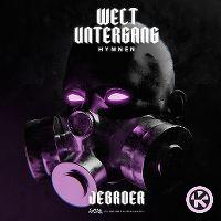 Cover Jebroer - Weltuntergang Hymnen