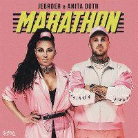 Cover Jebroer & Anita Doth - Marathon