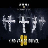 Cover Jebroer & DJ Paul Elstak - Kind van de duivel