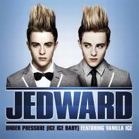 Cover Jedward feat. Vanilla Ice - Under Pressure (Ice Ice Baby)